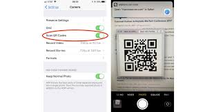Iphone 4 Scan Qr Code by How To Scan Qr Codes In Ios 11 The Mac Observer