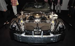 lexus lfa engine 2011 tokyo lexus lfa unclothed and how it was built diorama style