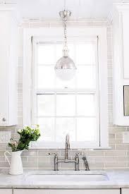 Kitchen Sink Light Pendant Over Kitchen Sink Design Ideas