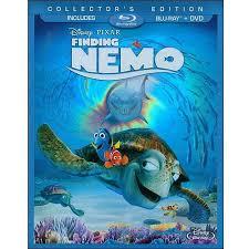 finding nemo 2 disc blu ray dvd widescreen walmart