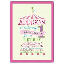 1st birthday invitation wording paperstyle