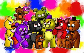 fnaf coloring background katiekane822 deviantart