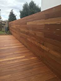 Modern Backyard Fence by Horizontal Fence Ideas Horizontal Wood Fence Panels