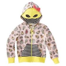 harajuku lovers harajuku mini toddler girls mask hoodie from