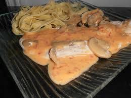 cuisiner escalope de dinde escalope de dinde sauce chorizo et chignon ww au thermomix ou