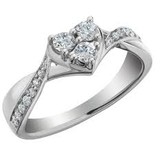 avery engagement ring sterling silver promise rings for silver ring diamantbilds