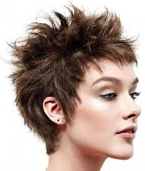 very short spikey hairstyles for women natural short spiky hairstyles for fine hair update misparadas