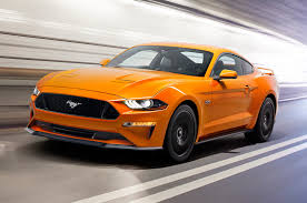2018 ford mustang starts at 26 485 automobile magazine