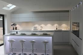 modern german kitchen white modern german kitchen with white corian work surfaces