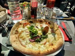 cuisine style cagne pizza du jour picture of la piazza cagnes sur mer tripadvisor
