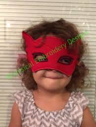 owlette pj mask hoop mask machine embroidery design instant