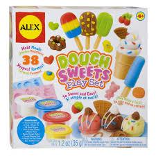 alex toys craft dough sweets play set alexbrands com