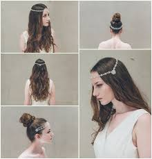 bridal accessories uk boho the adagio bridal accessories collection by debbie