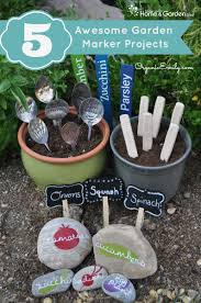 Garden Club Ideas 5 Awesome Garden Marker Ideas Http Club Conservationgardenpark