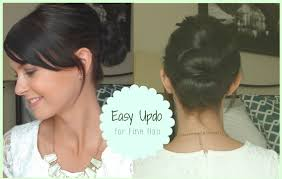 Long Hairstyles Easy Updos by Long Hairstyles Updos Easy Ute Elegant Bun Hairstyle Easy Updo
