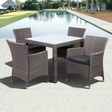 Atlantic Patio Furniture Shop International Home Atlantic Grand New Liberty Deluxe 5 Piece