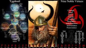 norse mythology and paganism esoteric