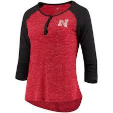 nebraska t shirts huskers womens shirts unl womens tops