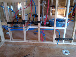 Kitchen Sink P Trap Size by Plumbing Pex Water Lines Install For Toilet U0026 Sinks U0026 Drain Pipe