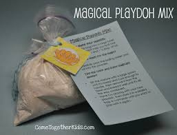 come together kids magical playdoh mix