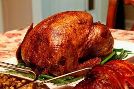 thanksgiving table with turkey coming to your thanksgiving table traceability for turkey