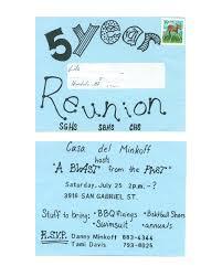 reunion invitation card templates free printable invitation design