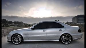 Mercedes Benz E 2003 Mercedes E Class W211 Tuning Body Kit Youtube