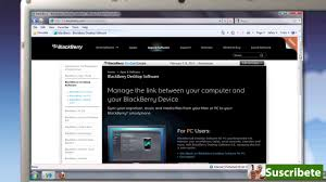 reset blackberry desktop software how to download blackberry desktop software on a pc youtube