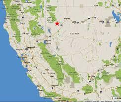 black rock desert map black rock desert and thrust ssc diversity