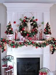 christmas mantel decor 25 ultimate christmas mantel décor ideas shelterness