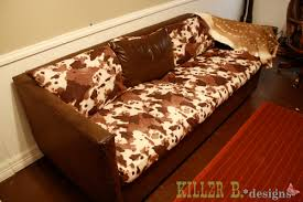 Man Cave Sofa by Man Cave Couch Redo Killer B Designs