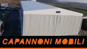 capannoni mobili usati capannoni mobili in telo pvc capannoni mobili