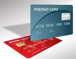 preloaded debit card where does the physical go after uploading a prepaid debit