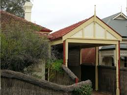 carport roof pitch roofing decoration