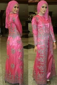 model baju kebaya muslim inspirasi model kebaya muslim para wanita terbaru baju muslim