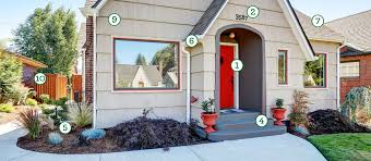 How To Give Your House Curb Appeal - improve your curb appeal wells fargo your home matters