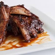 cuisiner travers de porc recette travers de porc texan