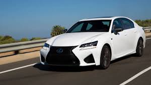 2016 lexus gs f road test with price horsepower and photo gallery