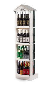 wine spirits u0026 beer displays wood pop pos racks barrels