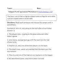subjective pronouns worksheets u2013 wallpapercraft