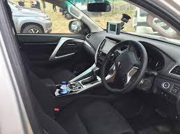 mitsubishi asx 2016 interior 2016 mitsubishi pajero sport cockpit interior 7189 cars