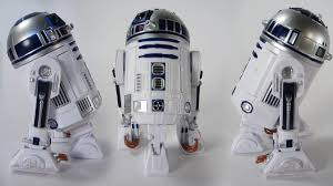 review video star wars black series 6 inch r2 d2 galactic hunter