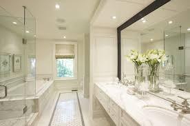 Carrara Marble Bathroom Designs For Well Classic Carrara Marble - Carrara marble bathroom designs