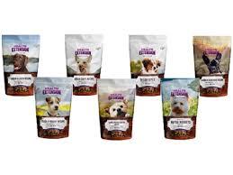 holistic health extension pet care revs treat packaging