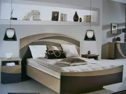 top chambre a coucher chambre adulte contemporaine coloris chêne clair gris valencia top