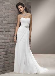 Enchanting Summer Wedding Dresses For Your Concept Wedding Ideas