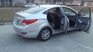hyundai accent brand price 2013 hyundai accent bought brand 1 65m autos nigeria
