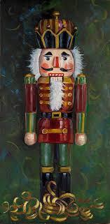 nutcracker by kinsey nutcracker painting nutcracker