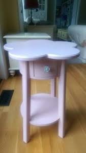 pottery barn kids flower table flower accent table kimi room redo pinterest baby furniture