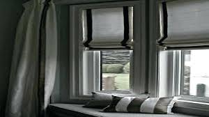 Shade Curtains Decorating Bay Window Shades Furnishings Ideas Shade Curtains